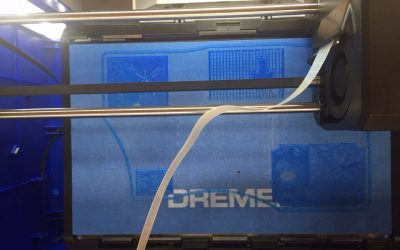 """3-D Printing in the """"Hive"""" Makerspace"""