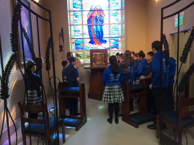 All-School Lenten Retreat Day