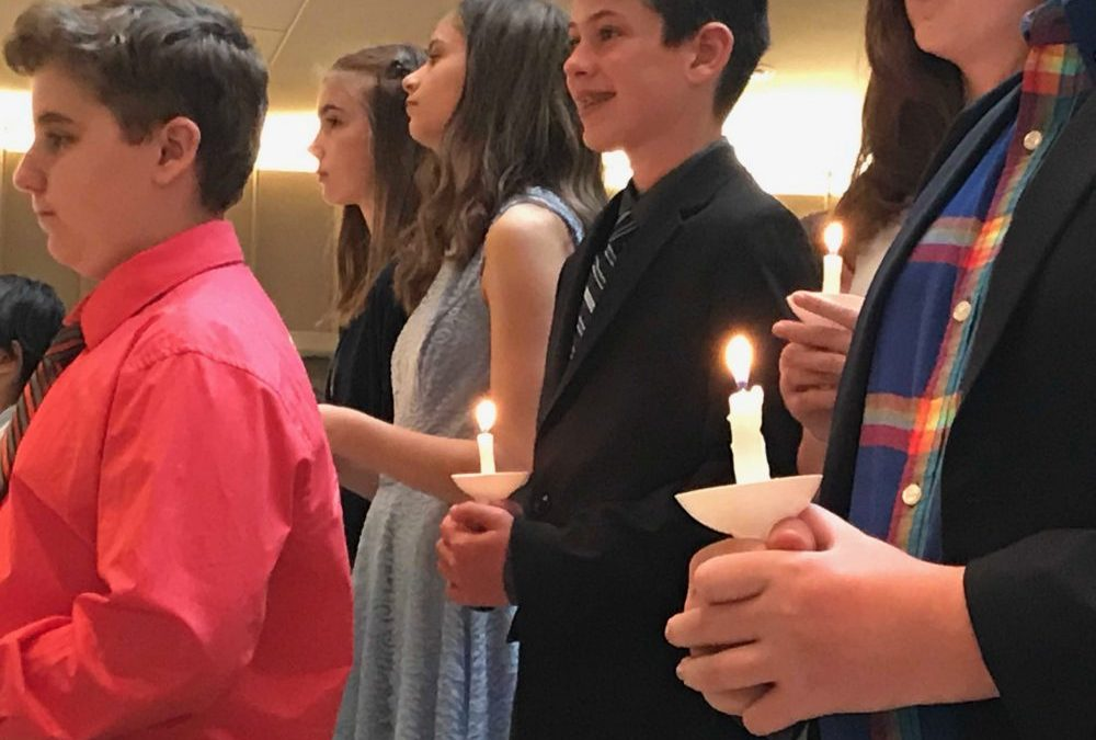 Mass of Hope: a cherished school tradition
