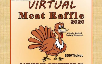 MEAT RAFFLE FUN IN THE COMFORT OF YOUR HOME!
